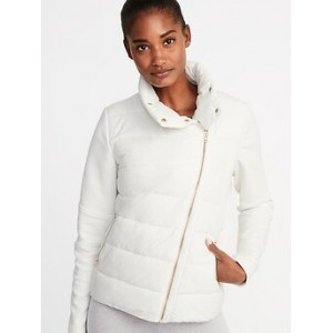 Hybrid Frost-Free Moto Jacket for Women Hi, I'm New