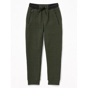 Zip-Pocket Joggers for Boys 30% Off Taken at Checkout