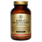 Solgar, Ester-C Plus, 1000 mg Vitamin C, 90 Tablets-SOL68680