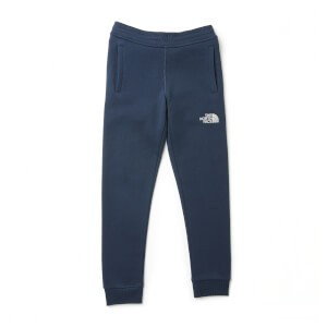The North Face Boys Youth Fleece Pants - Cosmic Blue
