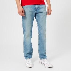 Levis Mens 502 Regular Taper Jeans - Powder Puff Warp
