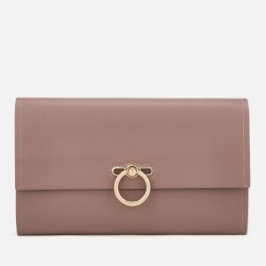 Rebecca Minkoff Womens Jean Clutch Bag - Mink