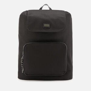 Ted Baker Mens Llewyn Nylon Backpack - Black