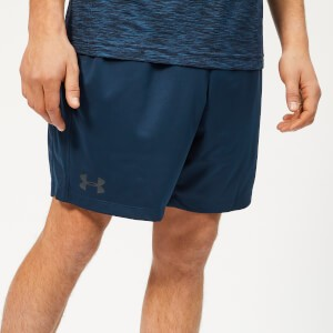 Under Armour Mens Mk1 Shorts - Academy/Ether Blue