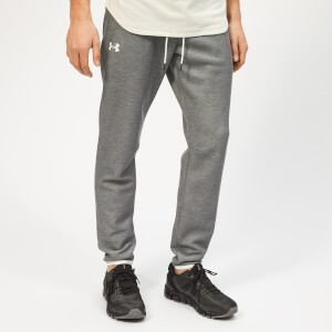 Under Armour Mens Unstoppable Move Light Joggers - Black Light Heather