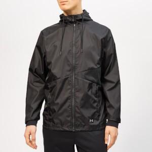 Under Armour Mens Unstoppable Windbreaker Jacket - Black