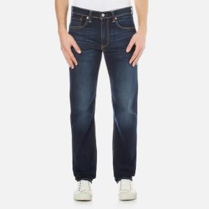 Levis Mens 502 Regular Tapered Jeans - City Park