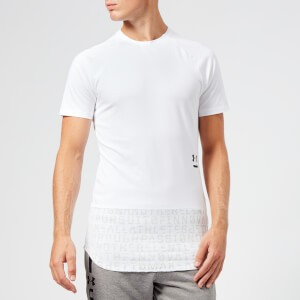 Under Armour Mens Perpetual Graphic Short Sleeve T-Shirt - White