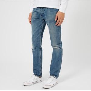 Levis Mens 501 Skinny Jeans - Single Payer Warp