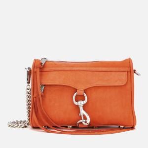 Rebecca Minkoff Womens Mini M.A.C. Bag - Clementine