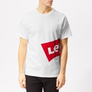 Levis Mens Oversized Graphic T-Shirt - White