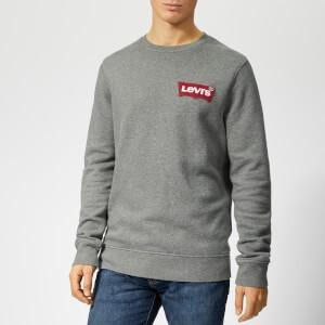 Levis Mens Modern Sweatshirt - Grey