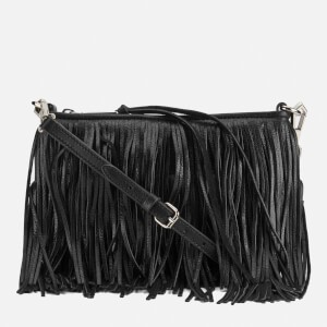 Rebecca Minkoff Womens Finn Cross Body Bag - Black