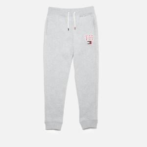 Tommy Hilfiger Boys Essential Hilfiger Sweatpants - Grey Heather