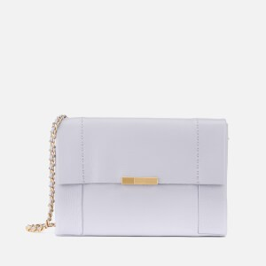 Ted Baker Womens Clarria Shoulder Bag - Pale Blue