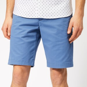 Ted Baker Mens Selshor Chino Shorts - Bright Blue