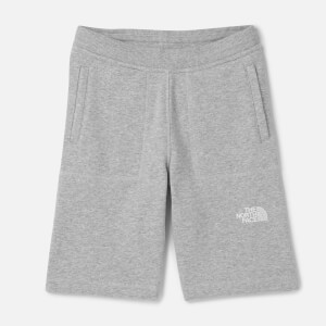 The North Face Kids Fleece Shorts - TNF Light Grey