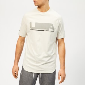 Under Armour Mens Unstoppable Move T-Shirt - Summit White