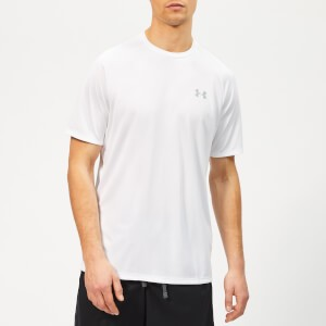 Under Armour Mens Tech 2.0 Short Sleeve T-Shirt - White