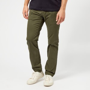 Ted Baker Mens Seleb Slim Fit Chinos - Khaki