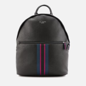 Ted Baker Mens STANDIN Backpack - Black