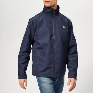Lacoste Mens Classic Blouson Jacket - Navy