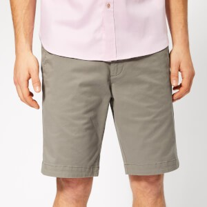 Ted Baker Mens Selshor Chino Shorts - Olive