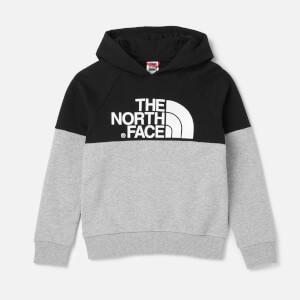 The North Face Kids Drew Peak Raglan Pv Hoodie - TNF Light Grey