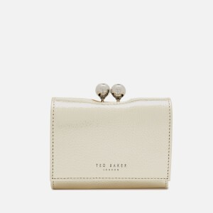 Ted Baker Womens Maciey Pave Mini Bobble Purse - Gold