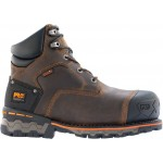 Timberland PRO Mens Boondock Waterproof Composite Safety Toe Work Boots