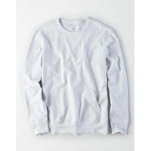 AE Kanga Pocket Crewneck Pullover Shirt