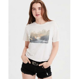 AE Wilderness Graphic Tee