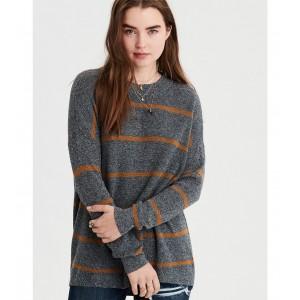 AE Striped Pullover Sweater