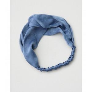 AEO Blue Soft Headband