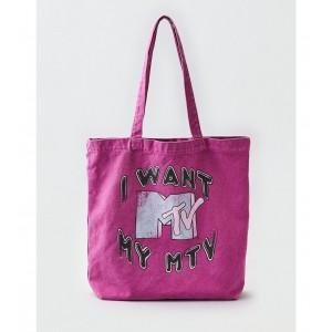 AE X MTV Tote Bag