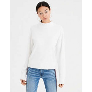 AE Ahhmazingly Soft Mock Neck Sweatshirt