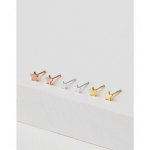 AEO Star Stud Jar Earring 3-Pack