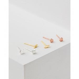 AEO Multi-Stud Jar Earring 3-Pack