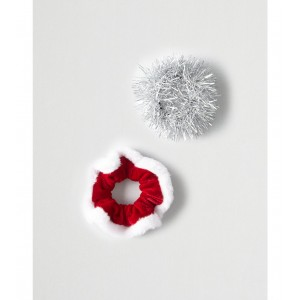 Capelli Holiday Scrunchies