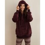 Aerie Cozy Quarter Zip Sweatshirt