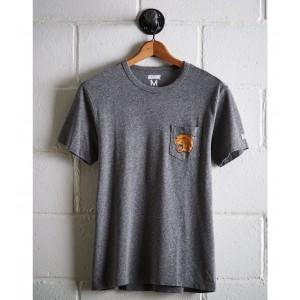 Tailgate Men's Pittsburgh Pocket T-Shirt