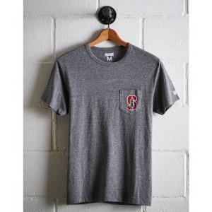 Tailgate Men's Stanford Pocket T-Shirt