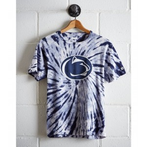 Tailgate Men's Penn State Tie-Dye T-Shirt