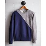 Tailgate Men's Pittsburgh Colorblock Sweatshirt