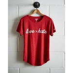 Tailgate Women's Love T-Shirt