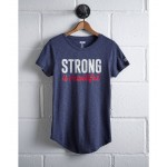 Tailgate Women's Strong Is Beautiful T-Shirt