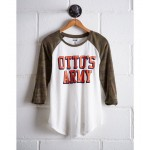 Tailgate Women's Syracuse Baseball Shirt