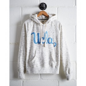 Tailgate Women's UCLA Space Dye Hoodie