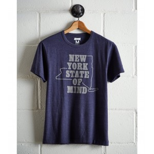 Tailgate Men's NYC State of Mind T-Shirt