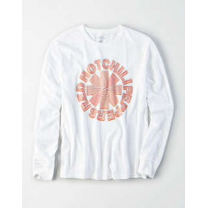 AE Red Hot Chili Peppers Long Sleeve Graphic Tee